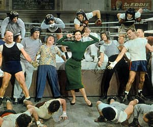 boxing, Gene Kelly, and gif image