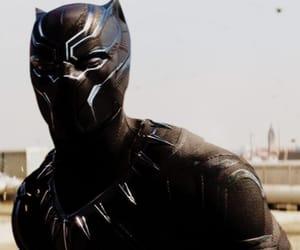 black panther, iron man, and spiderman image