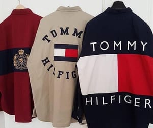 hilfiger, style, and tommy image
