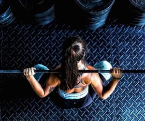 article, workout, and crossfit image