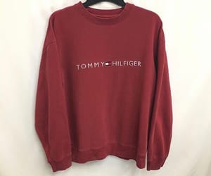 fashion, jumper, and hilfiger image