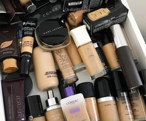 beauty, makeup, and foundation collection image
