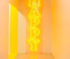 yellow and happy image