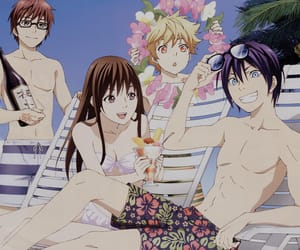 beautiful, boys, and noragami image