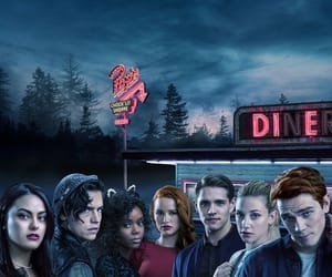 Archie, Cheryl, and television image