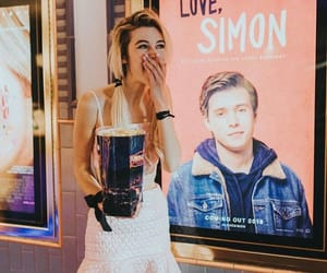 movies, love simon, and jessie paege image