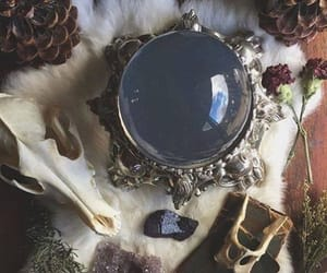 astrology, crystals, and wicca image