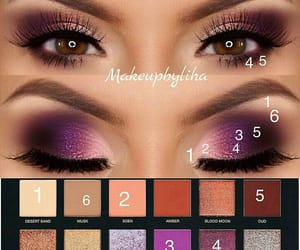 ideas, make up, and makeupideas image