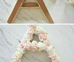 flowers, decoration, and diy image