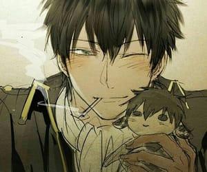 anime, gintama, and cute image