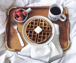 article, tumblr, and breakfast image