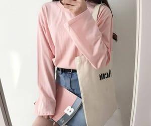 asian, casual, and estilo image