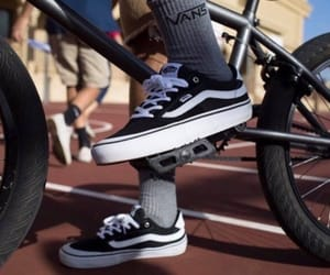 aesthetic, vans, and shoes image