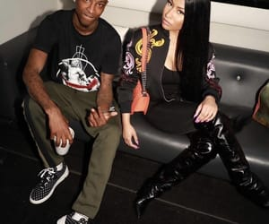 21 savage, nicki minaj, and rapper image