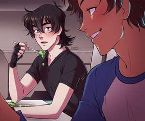 keith, Voltron, and klance image