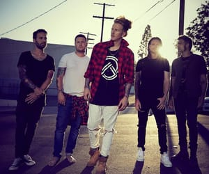 we the kings, charles trippy, and hunter thomsen image