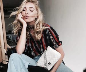 fashion, girl, and elsa hosk image