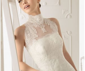 wedding dress, wedding inspiration, and beautiful image