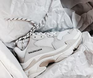Balenciaga, shoes, and white image