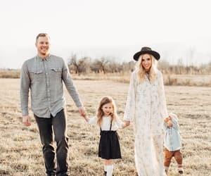 babies, dad, and children image