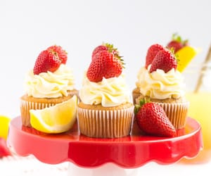 cupcakes, food, and sweets image