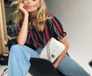 fashion, elsa hosk, and girl image