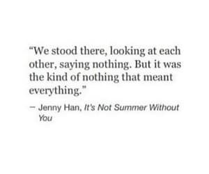 quotes, jenny han, and frases image