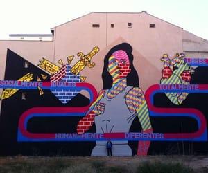 arte, diferente, and graffiti image