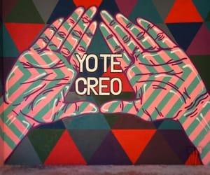 colores, fuerza, and grafitti image