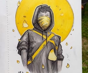 fanart, jumpsuit, and twenty one pilots image