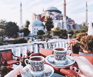 coffee, drink, and istanbul image