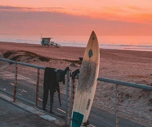 beach, sport, and sun image