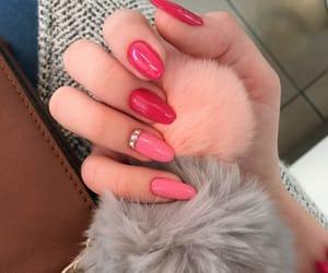 art, fashion, and manicure image