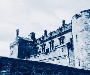 bambi, castle, and pale image