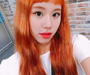 idol, son chaeyoung, and JYP image