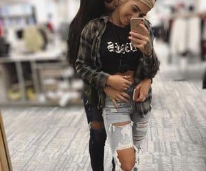 gay, kiss, and lesbian image