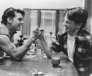 1980s, rob lowe, and the outsiders image