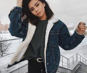 black, inspo, and outfit image