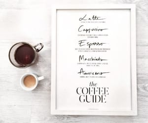 drink, coffee, and cups image