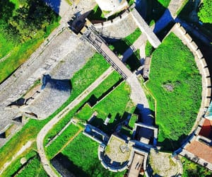 aerial photography, Serbia, and drone photography image