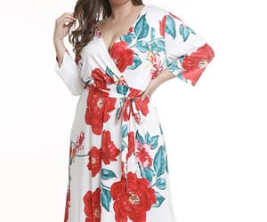 plus size dresses, plus size clothing, and plus size maxi dresses image