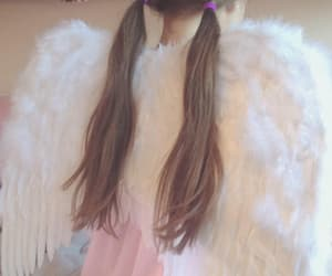 angel, cute, and soft image