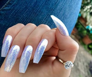 coffin, inspiration, and nails image