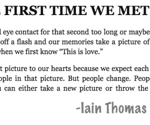 breakup, quote, and Relationship image