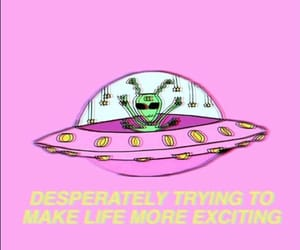 aesthetic, mood, and alien image