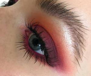 beautiful, makeup, and eyeshadow image