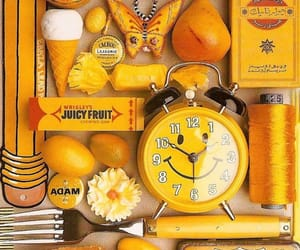 yellow and things image