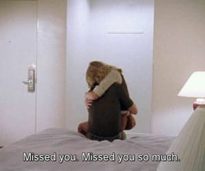i miss you, sad, and miss you image