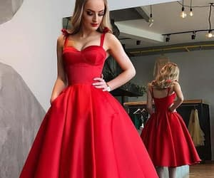 gorgeous prom dresses, red prom dresses 2018, and prom dresses unique image