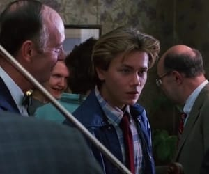 river phoenix, running on empty, and danny pope image